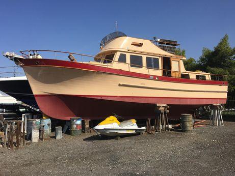 1979 Eurobanker 44' Trawler