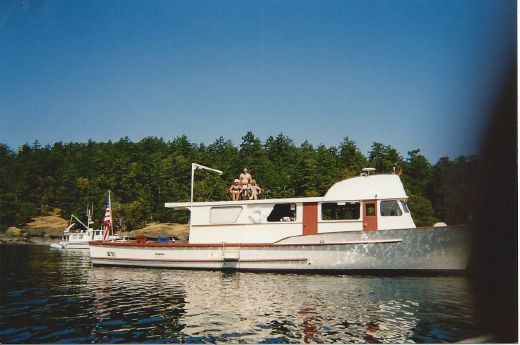 1964 Custom Trawler