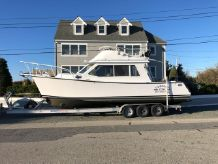 2012 Crusader Boats Stahl 29 Flybridge Custom
