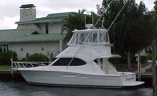 2007 Riviera 37 Convertible