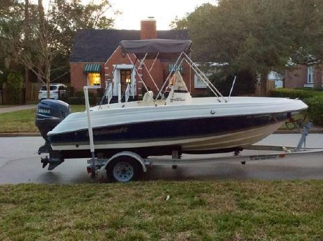 2005 Wellcraft 180 Fisherman