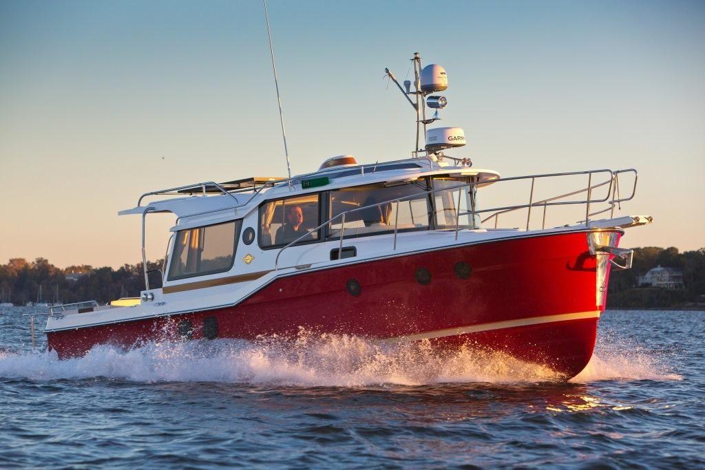 2018 Ranger Tugs R-29 Sedan Luxury Edition In Stock Power