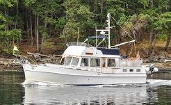 1978 Grand Banks 47' Trawler