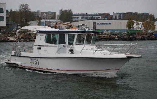 2008 Nord Star 31 Patrol