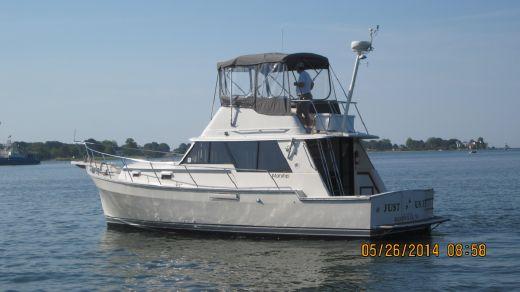 1984 Mainship Mk III Trawler