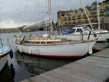 1965 Holman North Sea 24