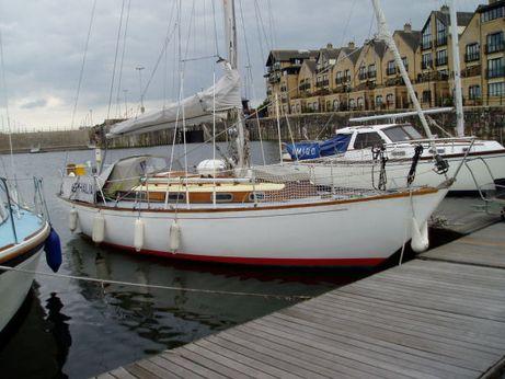 1965 Holman North Sea 24