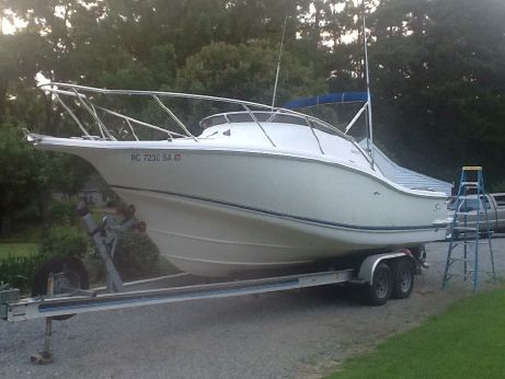 2000 Scout 280 Abaco