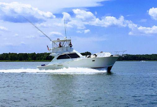 1982 Post Marine 42 Convertible Sportfish