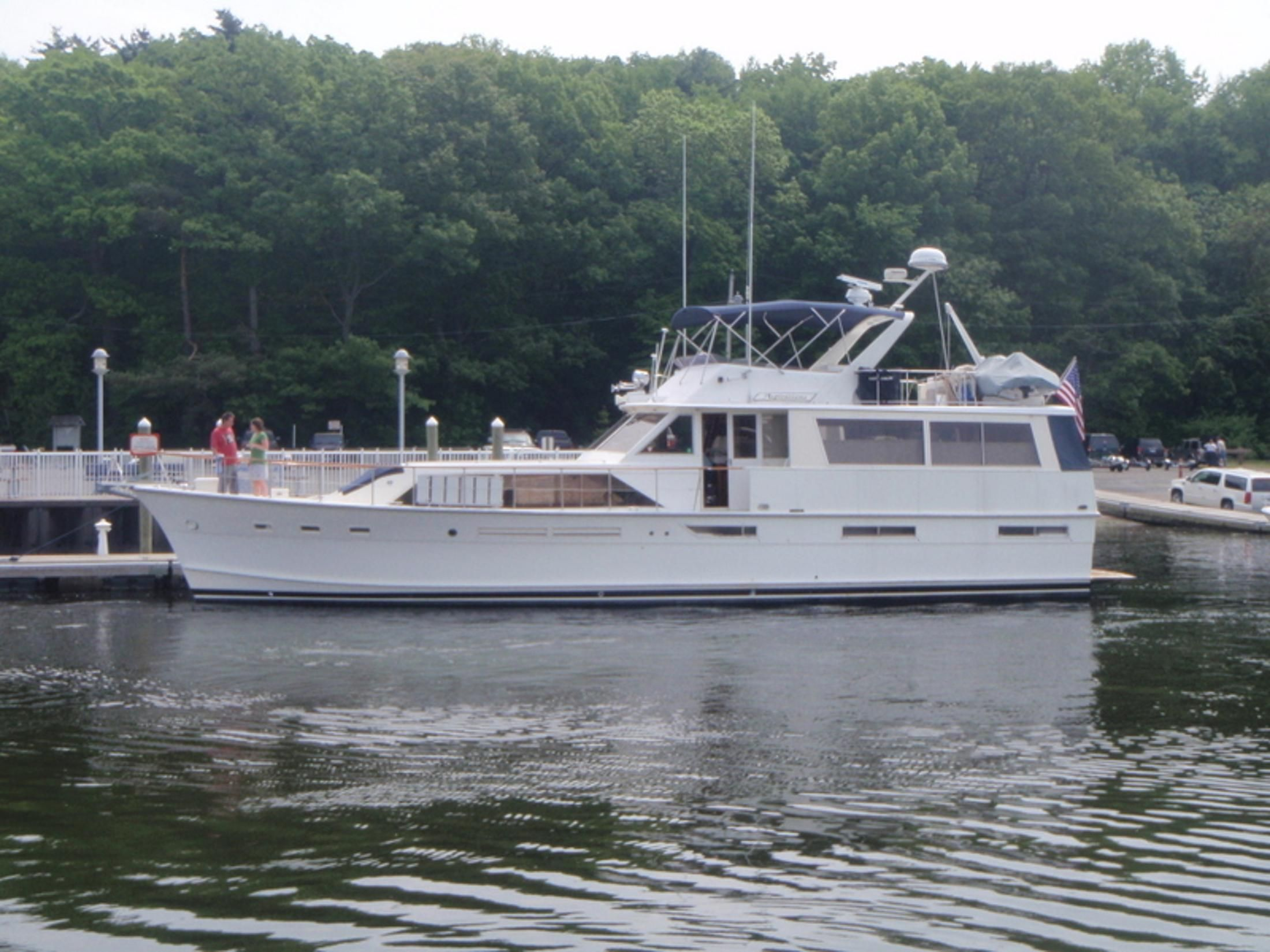 1977 Pacemaker Motor Yacht Power New And Used Boats For Sale