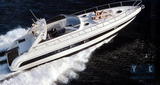 2002 Gianetti Star Open 45ft