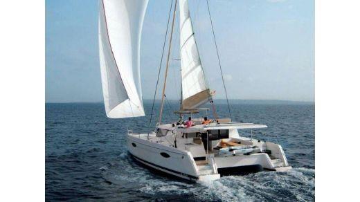 2009 Eleuthera 60 Catamaran