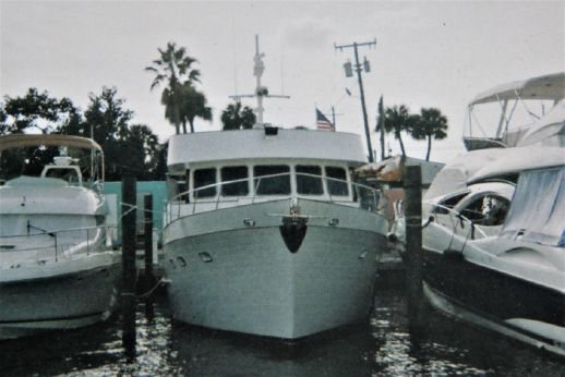 1974 Defever Off Shore Pilothouse