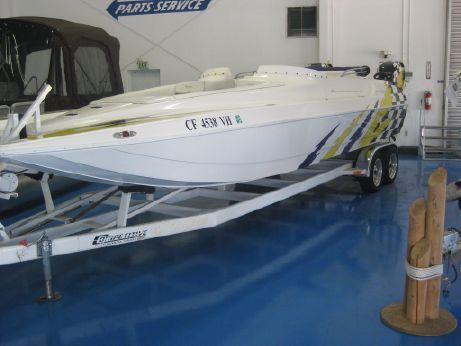 2001 Carrera Boats 257 Effect