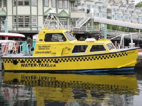 1984 Argos Water Taxi Passenger Boat