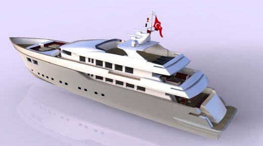 2011 Nedship Custom Build Luxury Megayacht