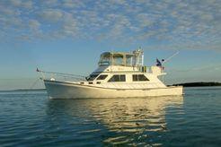 2000 Provincial Marine 42 Downeast Flybridge Trawler