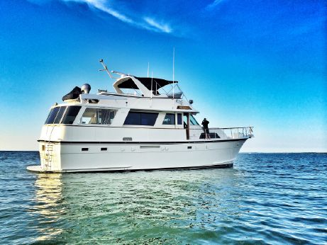 1984 Hatteras 56 Motor Yacht