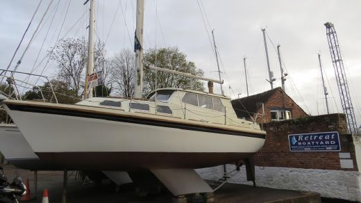 1985 Westerly Konsort Duo