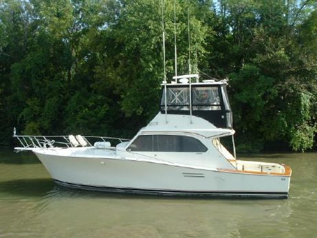 1989 Post 43 Sport Fisherman