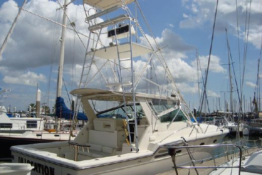 1998 Tiara 4100 Open Express Fish