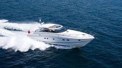 2006 Princess Yachts V 58  - leasing