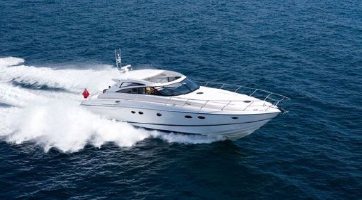 2006 Princess Yachts V 58  - leasing