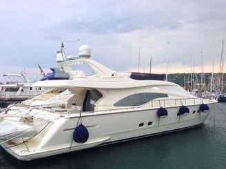 1999 Ferretti 680