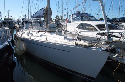 2006 Sweden Yachts 45