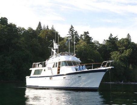 1976 Hatteras 48 Long Range Cruiser