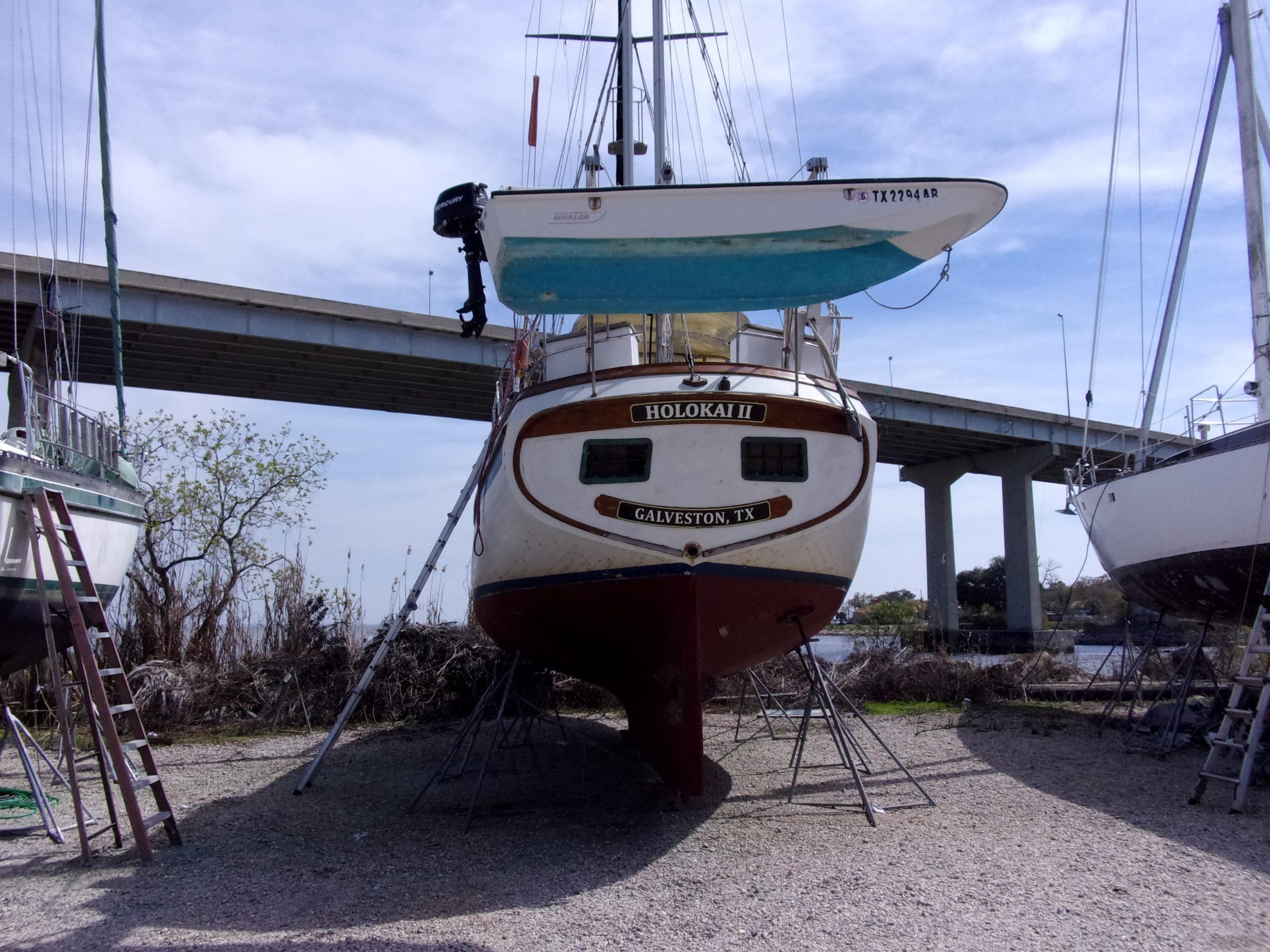 1980 Vagabond 47 Cc Ketch Sail Boat For Sale Www