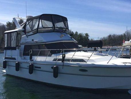 1988 President 37 AFT Cabin Motor Yacht
