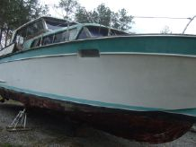 1960 Chris-Craft 35' roamer