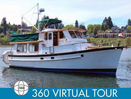 1980 Bluewater 40 Pilothouse Trawler