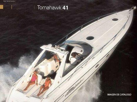 1992 Sunseeker Tomahawk 41