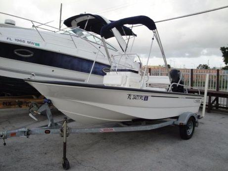2011 Boston Whaler 150 Montauk