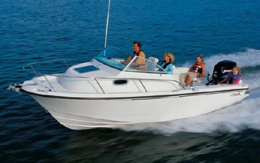 2005 Boston Whaler 205 Eastport
