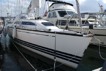 2003 X-Yachts 362