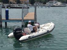 2012 Brig Inflatables Falcon 450 L