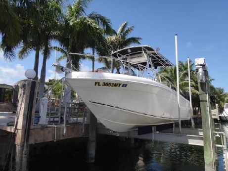2005 Carolina Skiff sea Chaser 24 Offshore