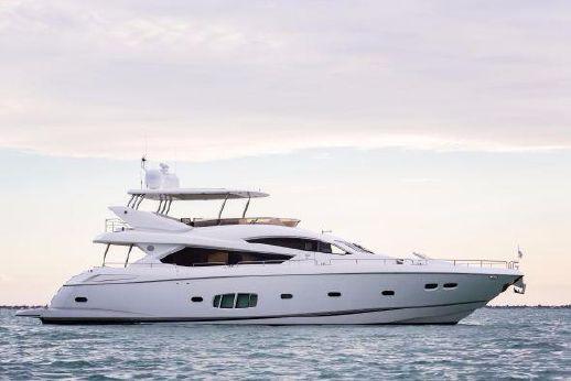 2011 Sunseeker 80 Yacht