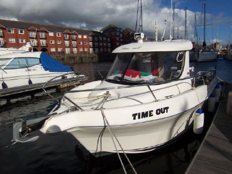2010 Quicksilver 640 Pilothouse