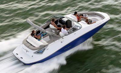 2012 Sea Doo Challenger 210 Sport