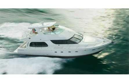 2005 Carver 56 Voyager Fresh Water