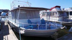 1970 River Queen Houseboat