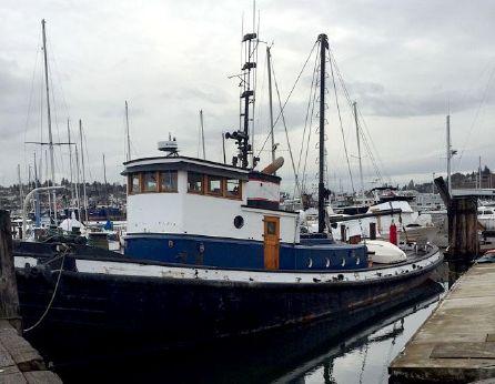 1955 Fulton Classic Tugboat