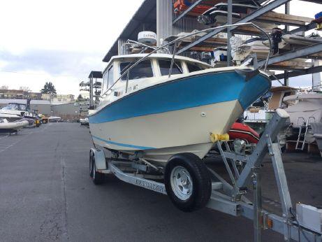 1991 Seasport 2200 sportsman