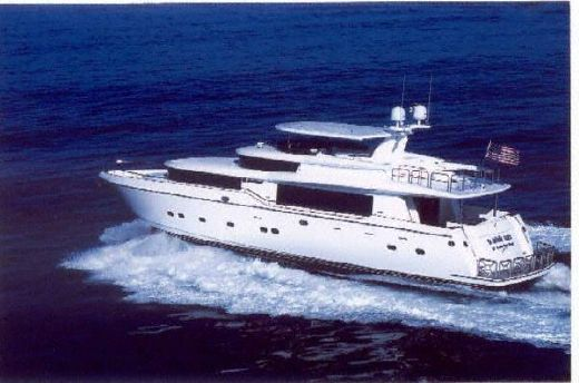 2018 Johnson 87 MOTOR YACHT