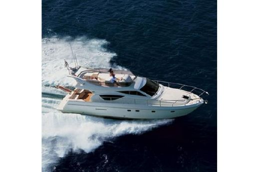 2004 Ferretti 460