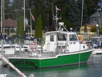1975 Coast Guard 41 UTB